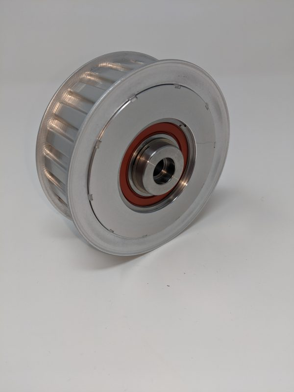 T-Belt Pulley Assembly